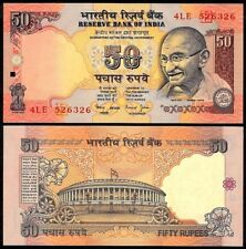 INDIA 50 RUPEES ND(1997) P90f UNCIRCULATED