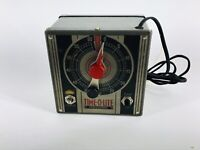 Vintage Industrial Professional 60 Second Timer Signaling Time-O-Lite P-49
