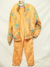 HEAD SPORTS WEAR Vintage 80's Womens Athletic Jacket/Pants Set XS Running Tennis