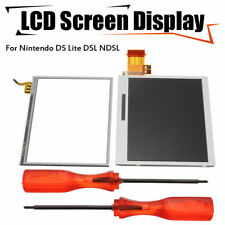 Touch Screen Replacement + Bottom LCD Display Tool For Nintendo DS Lite DSL NDSL