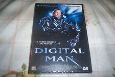 DVD DIGITAL MAN le cyber soldat du futur dvd comme neuf