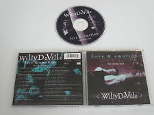 WILLY DEVILLE/LOVE & EMOTION, THE ATLANTIC YEARS(ATLANTIC 7567-82958-2) CD ÁLBUM