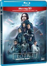 ŁOTR 1: GWIEZDNE WOJNY HISTORIE 3D (ROGUE ONE: A STAR WARS STORY 3D) - 3 BLU-RAY