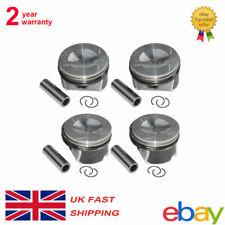 4 Sets Pistons&Rings Φ20mm /82.5mm For Audi A3 A4 VW Passat GTI 2.0 TFSI BPY BWA
