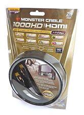 Monster Cable HDMI - MC1000HD 2m / 6.56ft 4K 17.8Gbps - Genuine Australian Stock