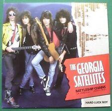 "Georgia Satellites Battleship Chains 12"" Single"