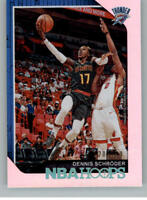 2018-19 Panini NBA Hoops Silver Parallel Cards Pick From List /199 1-150