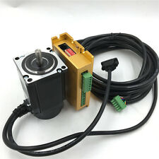 Hybrid Servo Motor Nema34 7.2Nm Closed-loop Stepper Motor Driver CNC Router Kit