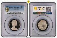 1966 Australian 20c Twenty Cent PR68DCAM