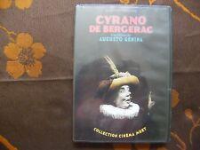 DVD CYRANO DE BERGERAC - Augusto Genina / Arte Vidéo  (2000)  NEUF