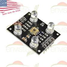 TCS3200 (Repl TCS230) Color Recognition Sensor Detector Module for MCU Arduino