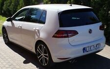 Golf 7 alerón techo en el alerón GTI GTD R look VW Club Sport Performance rear