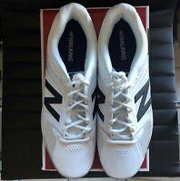 NEW BALANCE MEN'S 847V3 WHITE MW847WT3 Walking Shoes  Size14 EUC USA