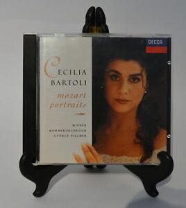 CD Album - Cecilia Bartoli - Mozart - György Fischer - Wiener Kammerorchester