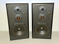 Technics SB-CS65 3-Wege Stereo Lautsprecher / Boxen, 2 Jahre Garantie