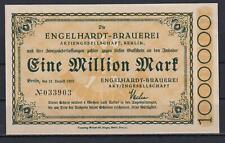 Berlín-Engelhardt-cervecería AG - 1 millón de mark (2237)