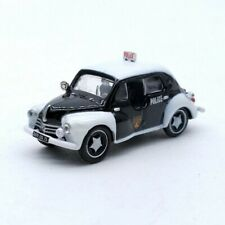 1:87 Norev Renault 4cv Police Die Cast Model Car