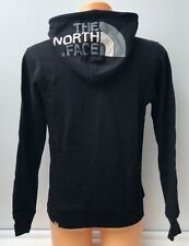 THE NORTH FACE Black Hoodie Top Overhead Pullover Hood Logo Size XL BNWT
