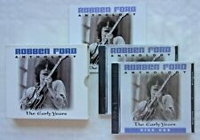 ROBBEN FORD - 2 CDs - Anthology - The Early Years - LIKE NEW