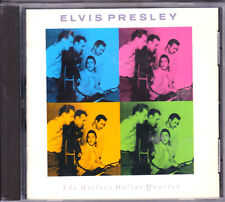 ELVIS PRESLEY -THE  MILLION DOLLAR QUARTET CD JERRY LEE LEWIS, CARL PERKINS