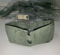 Lot of 24 Longaberger 2004 Thank You Basket Sage Fabric Liner NEW