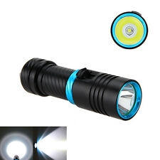 Waterproof  5000LM CREE XM-L2 LED sott'acqua 100m Scuba Diving Flashlight Torcia