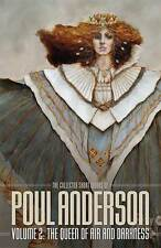1st,3 signatures(authors,intro),Collected Short Works Poul Anderson 2:Queen Air