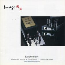 Image Original Tube Amps Brochure660,340,34i,66i,CT100,7A,Marantz M9