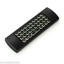 TZ MX3 2.4GHz Air Mouse with Backlight Wifi Wireless Keyboard Remote Controller