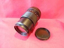 M42 Carl Zeiss Sonnar red MC 3.5/135 Objektiv / lens mit case