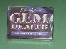 Gem dealer by Reiner Knizia juego de cartas cardgame