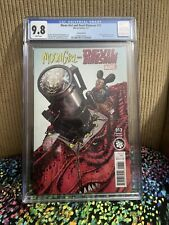 Moon Girl And Devil Dinosaur #13 CHIN STEAM VARIANT CGC 9.8 White Pages 2017