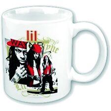 Lil Wayne Foto Montage weiße Kaffeetasse Boxed offiziellen Album-cover