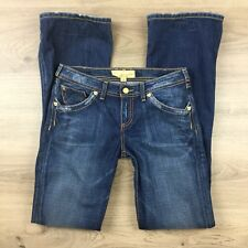 J & Company Boot Cut Distressed Size 26 Women's Jeans L34 (CB1)