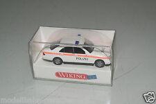 """Wiking 1:87 h0 104 09 Mercedes-Benz e 230 """"POLIZIA"""" OVP (e9711)"""
