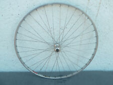 roue avant super champion vintage 700 Made in france a boyaux moyeux Miche