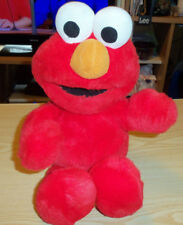 Toss And Tickle Me Elmo  Plush 1997 Tyco Talking Giggling Laughing