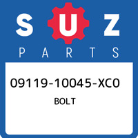 09119-10045-XC0 Suzuki Bolt 0911910045XC0, New Genuine OEM Part