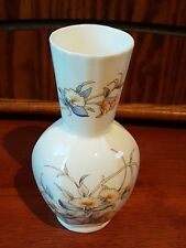 "Aynsley ""Just Orchids"" Bud Vase 5"""