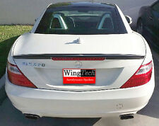 Fits: Mercedes SLK 2012+ Lip Mount Factory Style Spoiler Painted USA Made
