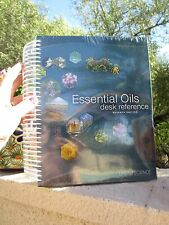 + BIG full size LARGE book 7th Young Living Essential Oils DESK Reference guide
