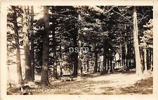 A57/ Winchendon Lake Dennison Massachusetts Ma RPPC Real Photo Postcard 1935