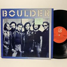 Boulder S/T- Elektra 6E 238 VG+/VG+ Rock LP