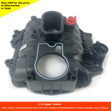 New GM OEM Upper Intake Manifold 4.3L Astro Safari Express Savana Van 17113542