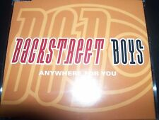 Backstreet Boys - Anywhere For You CD Single – Like New