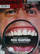 KERRANG 923 - FOO FIGHTERS - MURDERDOLLS