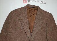 USA Harris Tweed  Sakko Ca. Gr. 25 Business JACKE Jacket luxus hochwertig