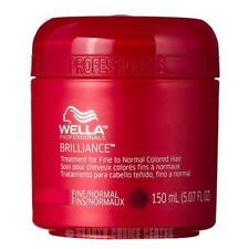 Wella Professionals Brilliance Treatment for Fine to Normal Colored Hair 5.07oz.