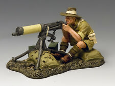 EA094 Aussie Vickers Gunner by King & Country