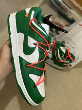 "Nike Dunk Low Off-White ""Pine Green"" UK14 US15 EU49 1/2 
